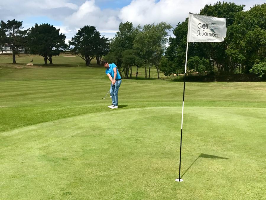 règles golf carte verte