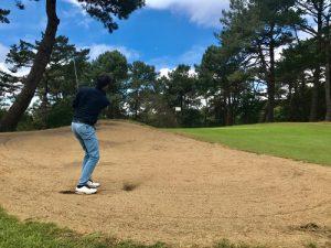 stage golf à la journée (1er classement carte verte, joueurs confirmés)