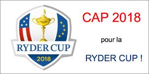cap 2018 golf st samson, pour la ryder cup
