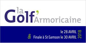 golf armoricaine 2018 finale golf de St-Samson