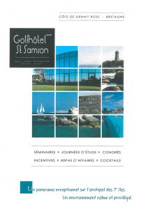 brochure seminaires golfhotel sst samson