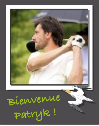 Patryk Lescastreyes - Pro Golf de St-Samson